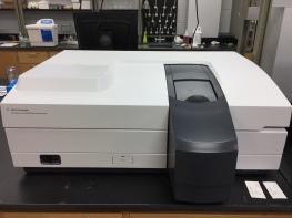 Cary 5000 - UV-Vis-NIR spectrophotometer