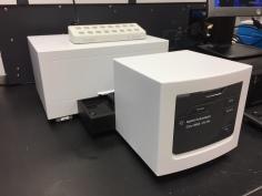 Cary 8454 - photodiode arrary UV-Vis