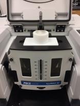 VeeMax III accessory for spectroelectrochemical FTIR